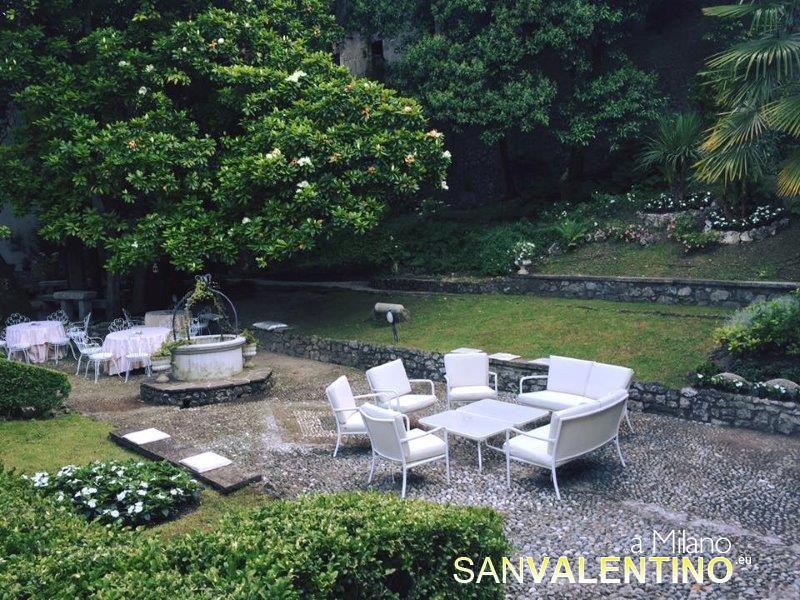 San Valentino Hotel Villa Giulia Valmadrera | San Valentino Milano