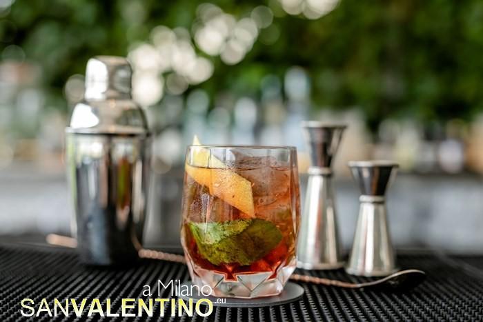 Cocktail Terrazza Palestro Yankee 2019