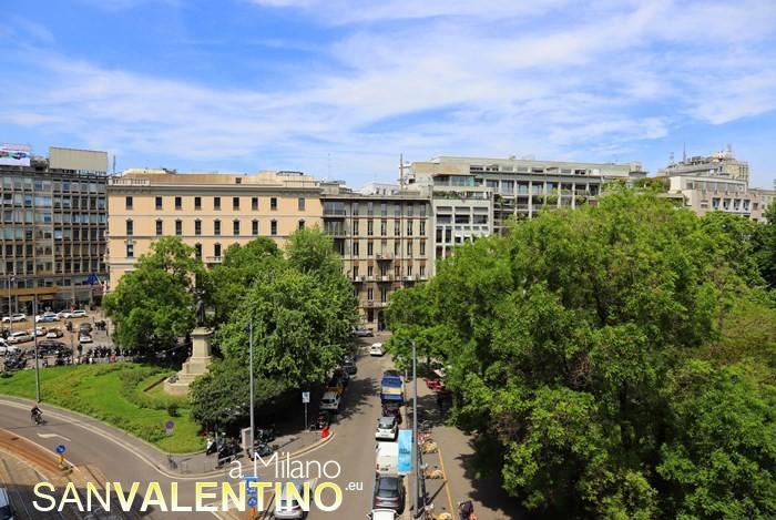 Terrazza Palestro Milano