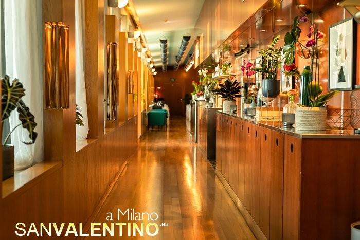 Terrazza Palestro Corridoio ingresso Sala Ristorante