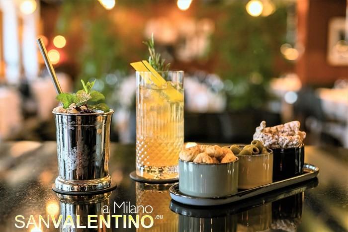Terrazza Palestro dry snack aperitivo