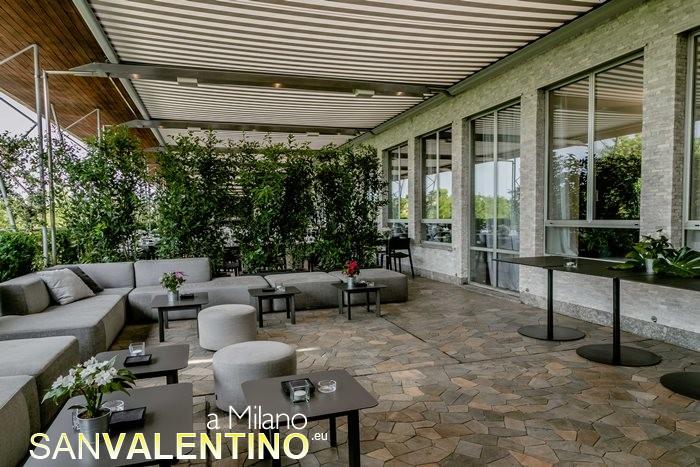 Terrazza Palestro location Roof Garden