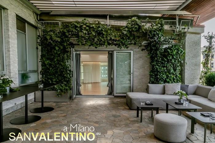Terrazza Palestro location - Roof Garden